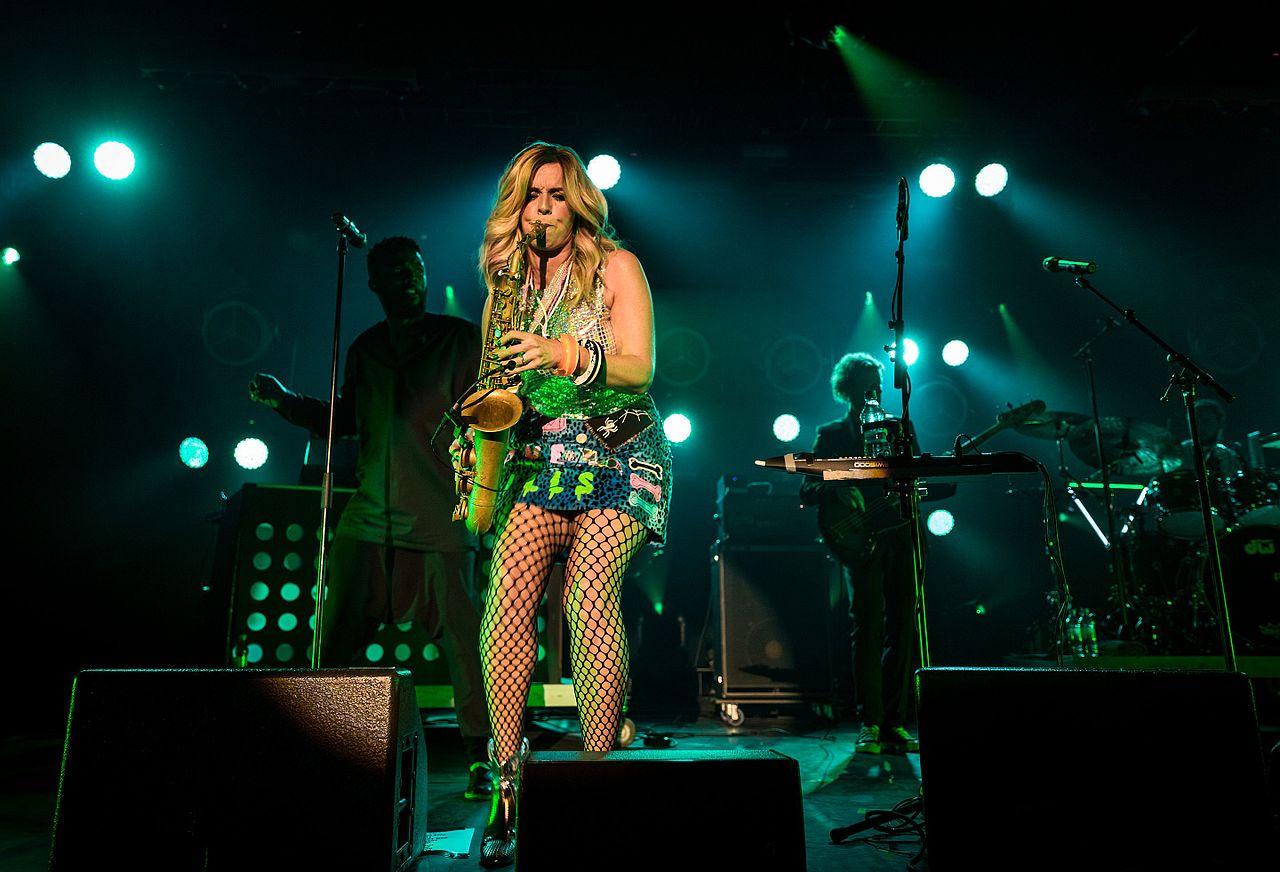 Paloznak Jazz Picnic to feature Candy Dulfer, Mario Biondi ...